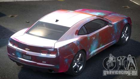 Chevrolet Camaro BS-U S9 для GTA 4