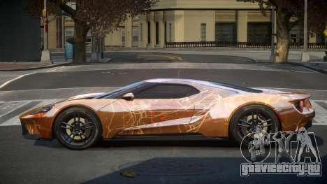 Ford GT GST S9 для GTA 4