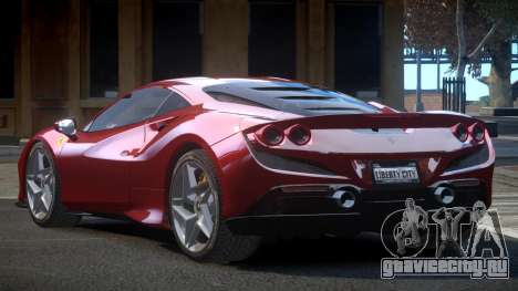 Ferrari F8 BS-R для GTA 4