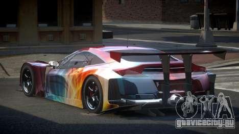 Honda HSV US S10 для GTA 4