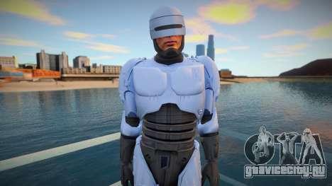 RoboCop skin для GTA San Andreas
