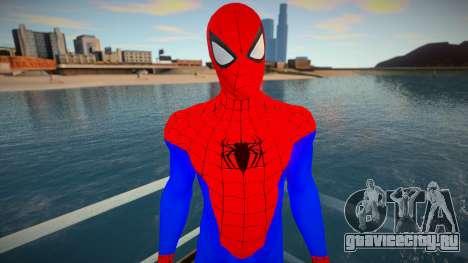 Spiderman Great Responsability для GTA San Andreas