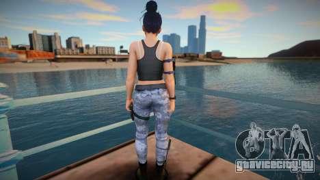 Nyotengu Special Agent для GTA San Andreas