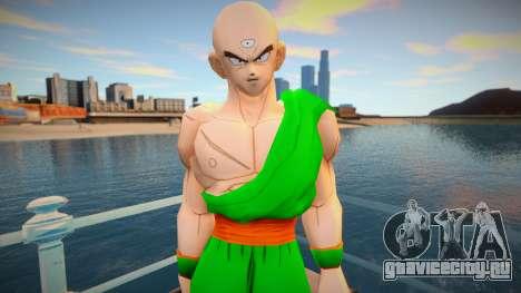 Tenshinhan Dragon Ball Budokai Tenkaichi 3 для GTA San Andreas