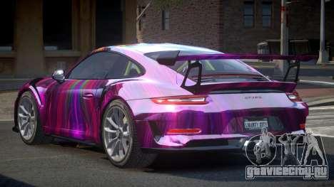Porsche 911 BS GT3 S5 для GTA 4