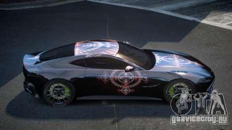 Aston Martin Vantage GS AMR S1 для GTA 4