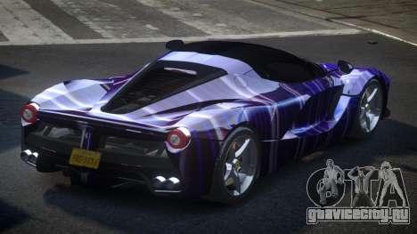 Ferrari LaFerrari PSI-U S6 для GTA 4