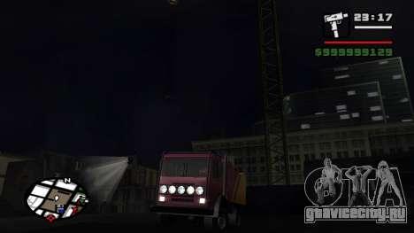 Fixed Dunerider для GTA San Andreas
