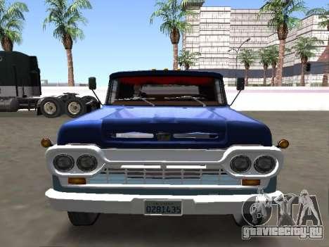 Ford F-100 1967 для GTA San Andreas