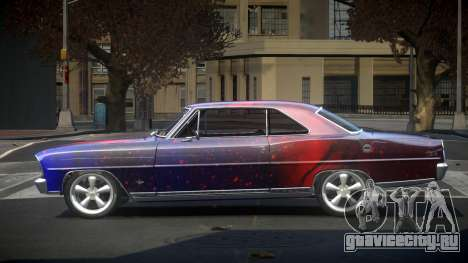 Chevrolet Nova PSI US S7 для GTA 4