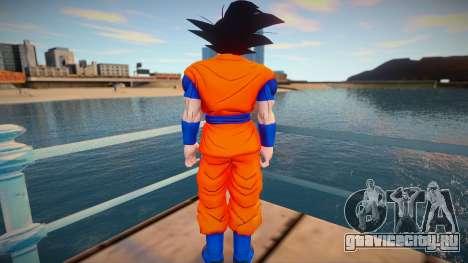 Goku Capsule Corp для GTA San Andreas
