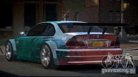 BMW M3 E46 PSI Tuning S7 для GTA 4