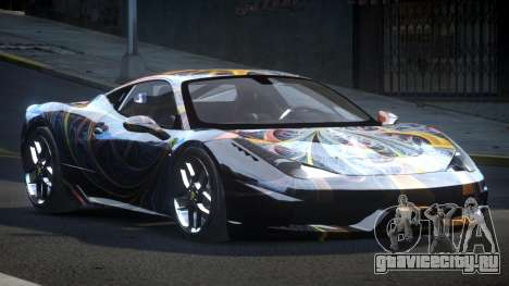 Ferrari 458 SP U-Style S7 для GTA 4
