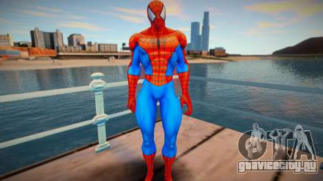 Spiderman MvC для GTA San Andreas