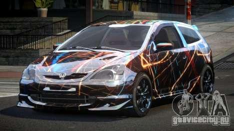 Honda Civic U-Style S10 для GTA 4