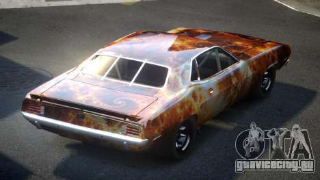 Plymouth Cuda SP Tuning S2 для GTA 4