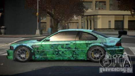 BMW M3 E46 PSI Tuning S8 для GTA 4