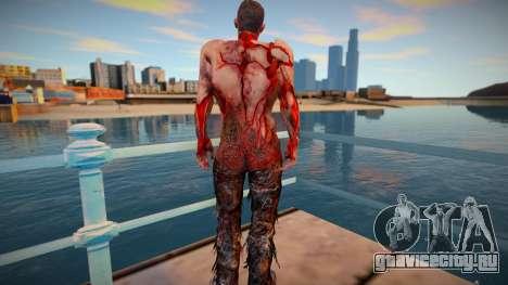 Derek C Simmons Human для GTA San Andreas
