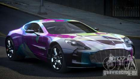 Aston Martin BS One-77 S10 для GTA 4