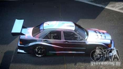 Mercedes-Benz 190E GST-U S9 для GTA 4