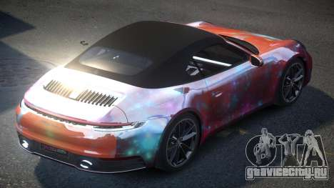 Porsche Carrera ERS S9 для GTA 4