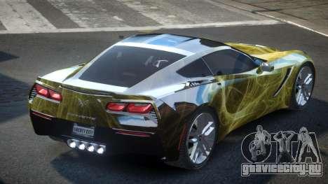 Chevrolet Corvette BS Z51 S1 для GTA 4