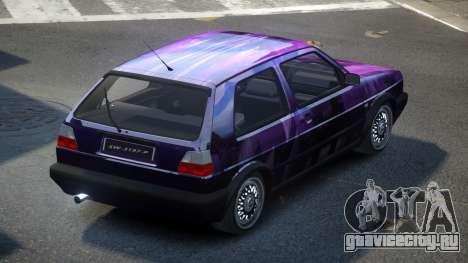 Volkswagen Golf SP-U S5 для GTA 4