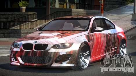 BMW M3 E92 US S4 для GTA 4