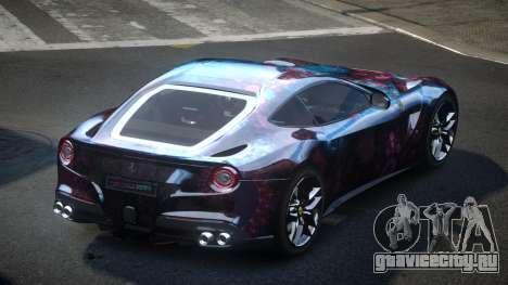 Ferrari F12 BS Berlinetta S1 для GTA 4