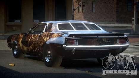 Plymouth Cuda SP Tuning S10 для GTA 4