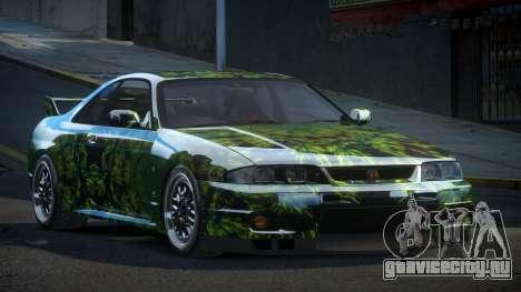 Nissan Skyline R33 US S10 для GTA 4