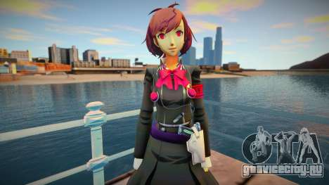 Persona 3 Female Protagonist SEES Outfit для GTA San Andreas