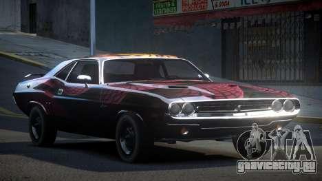 Dodge Challenger BS-U S5 для GTA 4