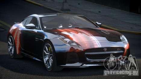 Jaguar F-Type U-Style S8 для GTA 4