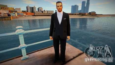 Toni Cipriani HD для GTA San Andreas