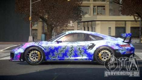 Porsche 911 GS GT2 S3 для GTA 4
