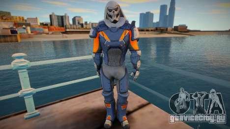 Kingpin Rhino Taskmaster v1 для GTA San Andreas