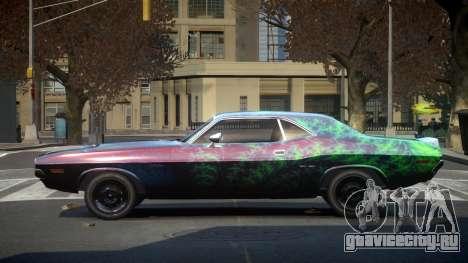 Dodge Challenger BS-U S10 для GTA 4