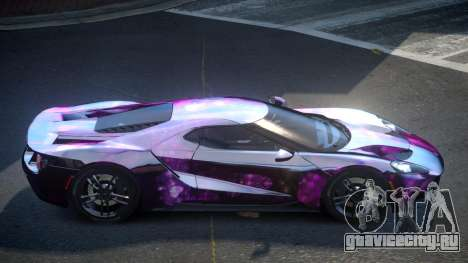 Ford GT GST S1 для GTA 4