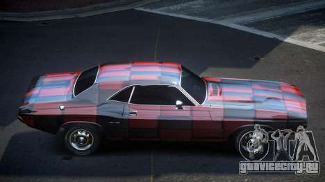 Dodge Challenger SP71 S4 для GTA 4