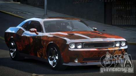 Dodge Challenger SP 392 S2 для GTA 4