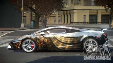 Lamborghini Gallardo SP-Q S1 для GTA 4