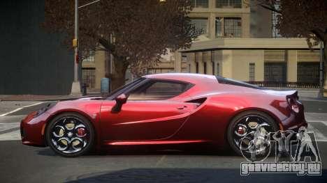 Alfa Romeo 4C U-Style для GTA 4