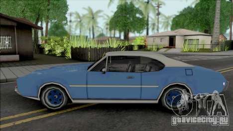 Improved Clover (Clean Version) для GTA San Andreas