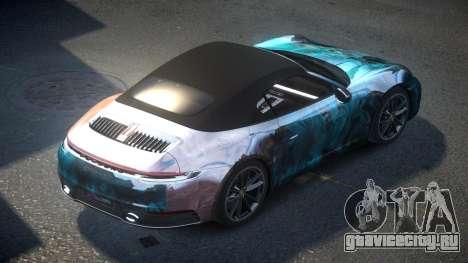 Porsche Carrera ERS S3 для GTA 4