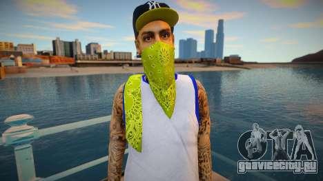 Gangsta latinos v2 для GTA San Andreas