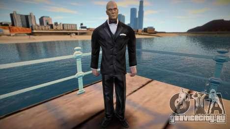 Lex Luthor Tuxedo для GTA San Andreas