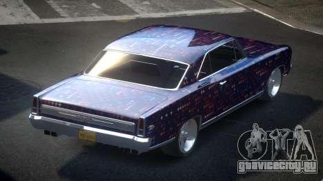 Chevrolet Nova PSI US S4 для GTA 4