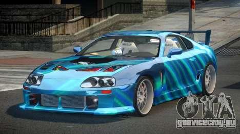 Toyota Supra iSI S3 для GTA 4