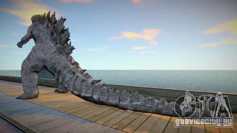 Godzilla 2019 для GTA San Andreas